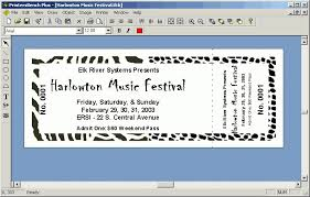 ticket creator free surething ticketmaker wwwsurethingcom fake
