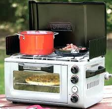 Toaster Combo Toaster Oven Stove Top Combo Combo Cook Coleman Propane Stove Oven