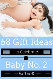 68 second baby gift ideas mommy sanest