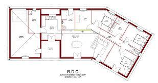 plan de maison en v plain pied 4 chambres plan maison en v plain pied gratuit de 14 view gallery with