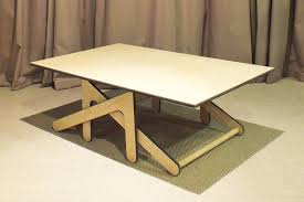 Coffee And Dining Table In One M Table Can Quickly Transform From Coffee Table To Dining Height