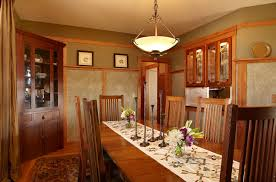 arts and crafts homes interiors dining room wall picture arrangement home design interior