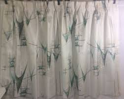 kool kitsch for sale on ebay u2013kitschy curtains edition mid