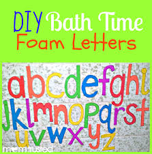 bath time foam letters numbers and shapespreschool activities