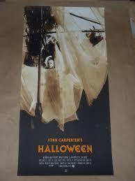 halloween jock original movie poster art print alamo mondo michael