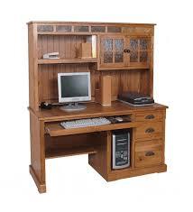White Computer Desk With Hutch Sale Rustic Oak Computer Desk Hutch With Cabot L Shaped In Espresso