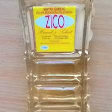 Minyak Kelapa Di Supermarket jual minyak goreng kelapa murni non kolesterol zico di lapak