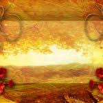 Free Thanksgiving Powerpoint Backgrounds Autumn Powerpoint Template Fall Thanksgiving Powerpoints Regarding