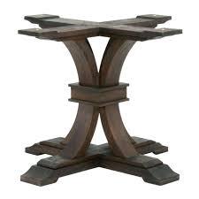 kitchen table base only excellent pedestal table parts wood pedestal tables dining kitchen