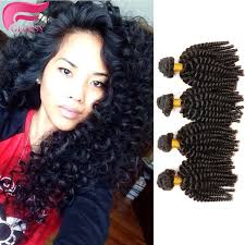 weave on short afro hair grade 7a mongolian afro kinky curly virgin hair 4 bundle deals