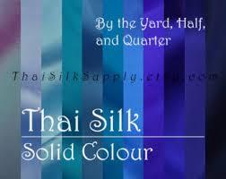 Silk Drapery Fabric By The Yard Silk Fabric Etsy