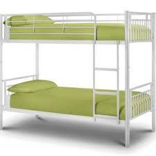 Barcelona Bunk Bed Julian Bowen Barcelona White Bunk Bed Dublin Beds
