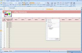 Spreadsheet For Inventory Business Inventory Tracking Spreadsheet Software Business Other