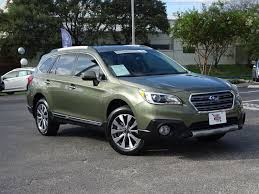 subaru outback carbide gray featured used subaru models san antonio subaru dealer