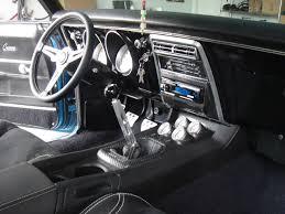 1969 camaro center console 67 camaro with 5th center console