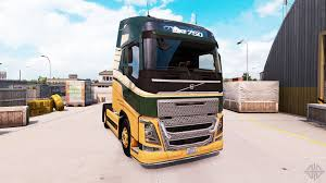 2013 volvo truck commercial volvo fh16 2013 v2 1 for american truck simulator