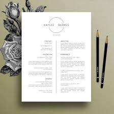 Simple Resume Sample by Best 25 Simple Resume Template Ideas On Pinterest Simple Cv