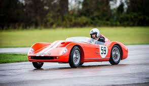 old maserati race car i drove the world u0027s only working skoda 1100 race car and it was