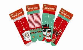 mens christmas socks men s christmas socks groupon