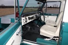 ford bronco 2017 4 door 1967 ford bronco half cab