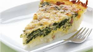 quiche cuisine az potato crusted spinach quiche recipe health