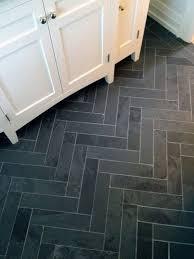 Slate Tile Bathroom Ideas Best 25 Slate Tile Bathrooms Ideas On Pinterest Tile Floor Grey