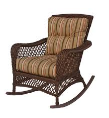 outdoor wicker rocking chairs wicker rocking chair savannah