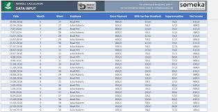 Excel Payroll Calculator Template Payroll Calculator Free Excel Template To Calculate Taxes And