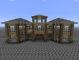 Big House Blueprints Minecraft Big House Plans Decohome