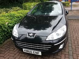 peugeot offers peugeot 407 1 6hdi 100k mot sep 2017 sold as seen read full