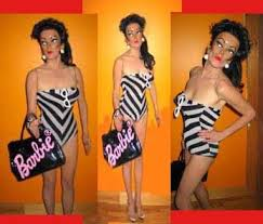 Barbie For Halloween Costume Ideas Five And Diamond Vintage Will The Real Barbie Please Stand Up