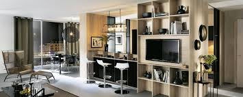 kitchen double linear layout mobalpa international