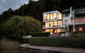 Industrial Modern House 12 Spectacular Eco Friendly Modern House Designs On Lakes