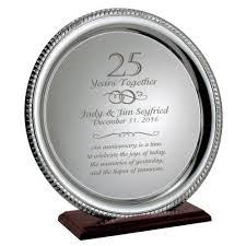 25th anniversary gifts for parents 25th wedding anniversary gift silver anniversary print personalized
