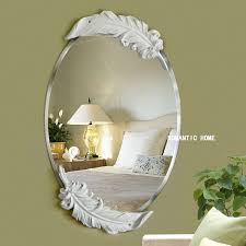 Aliexpresscom  Buy Free Shipping The European Waterproof White - Home decorative mirrors