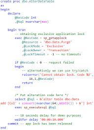 Alter Table Add Partition Locking In Microsoft Sql Server Part 14 U2013 Deadlocks During Ddl