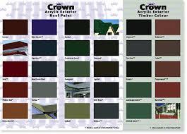 Exterior Paint Chart - exterior paint colour chart pratt and lambert colors house paint