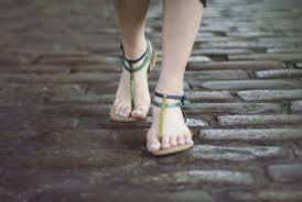 wear gladiator sandals and bring out your inner warrior styling
