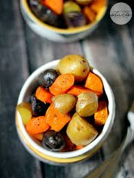 Recipe For Roasted Root Vegetables - roasted root vegetables simply stacie