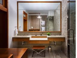 Bathroom Ideas Bathroom Medicine Cabinet With Black Mirror On The 20 Ways To Get The Best Use Of Space In Your Bathroom Freshome Com