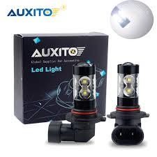 audi a6 fog light bulb 2x h7 h3 h8 h11 car led fog light bulb xenon white 50w drl light