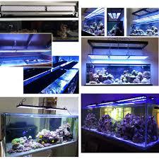 Aquarium Led Lighting Fixtures Shop Dsuny Programmable Aquarium Lights Plant For 36 40