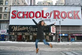 Winter Garden Theater Broadway - rob colletti lexie dorsett sharp matt bittner emily borromeo