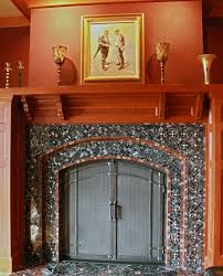 Arched Fireplace Doors by Custom Wrought Iron Fireplace Door Gallery Ponderosa Forge