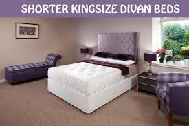 King Size Bed Base Divan Extra Short King Size Beds Robinsons Beds