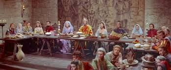 Knights Of The Round Table 1953 The Furniture Reframing The Legend Of King Arthur Blog The