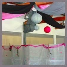 tenture plafond mariage tenture mariage tentures plafond pas cher