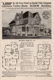 old victorian homes floor plans