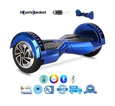 blue chrome lamborghini hoverboardest lamborghini blue hoverboard with bluetooth speakers