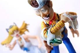 Revoltech Woody Meme - creepy woody anime amino